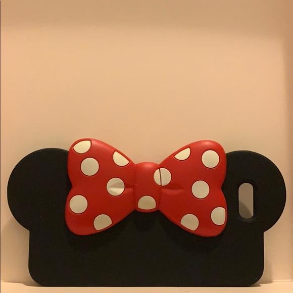 Minnie Mouse ears I phone 5 case